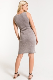 z supply The Triblend Tulip Midi Dress - Side cropped