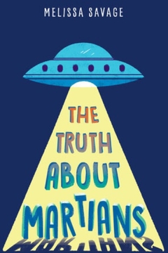 Penguin Books The Truth About-Martians - Alternate List Image