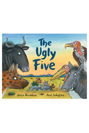 Scholastic The Ugly Five - Product Mini Image