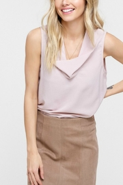 Listicle The Vanessa Shirt - Front full body
