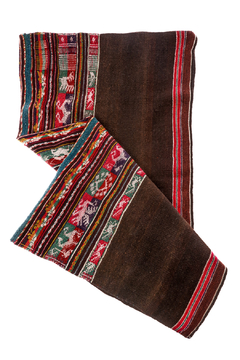 Shoptiques Product: Stunning Bolivian Blanket