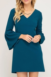 She + Sky The Veronica Dress - Front cropped