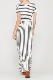 Style Trolley The Victoria Striped-Maxi - Other