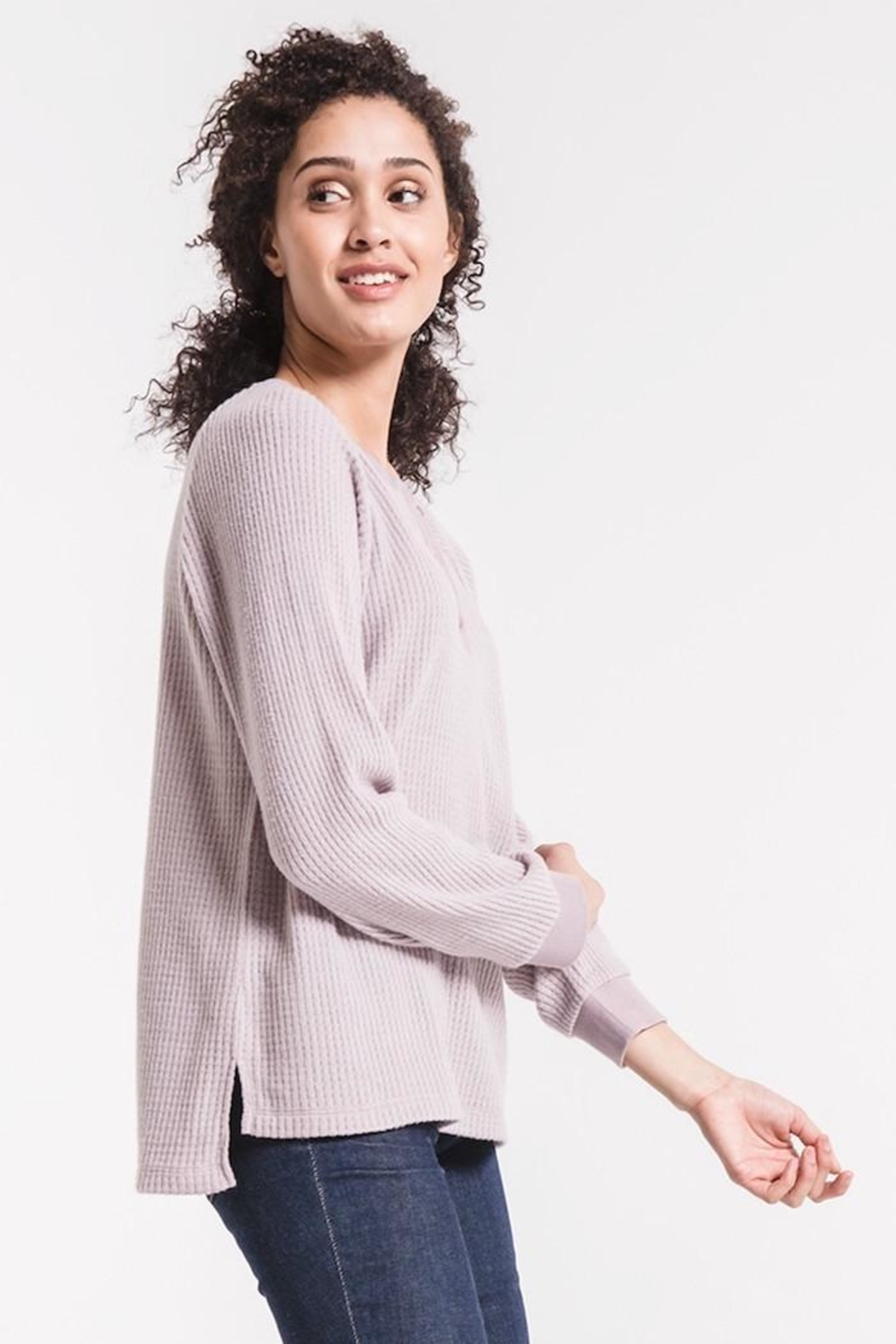 z supply The Waffle Thermal - Front Full Image