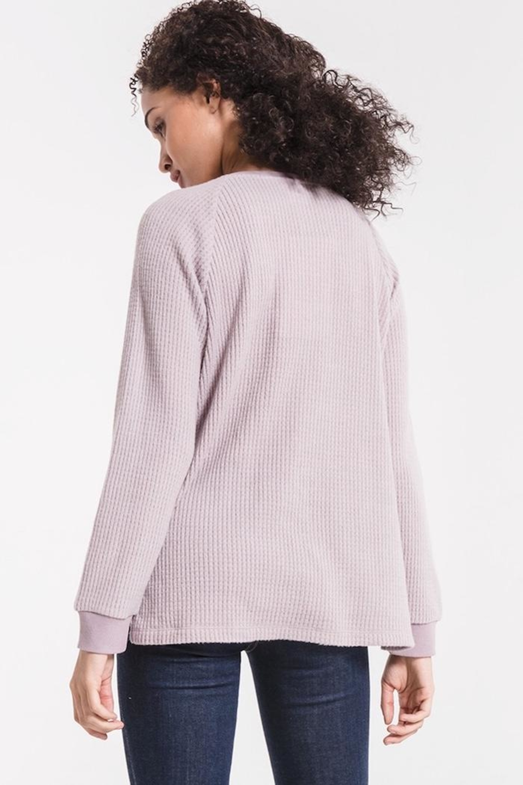 z supply The Waffle Thermal - Side Cropped Image