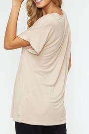 Style Trolley The Weekend Tee - Side cropped