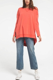 z supply The Weekender Top - Front cropped