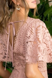 Main Strip The Whitney Lace-Dress - Other