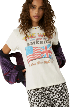 Shoptiques Product: The Who America Tee