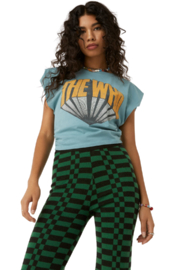 Daydreamer  The Who Banded Tee - Product Mini Image