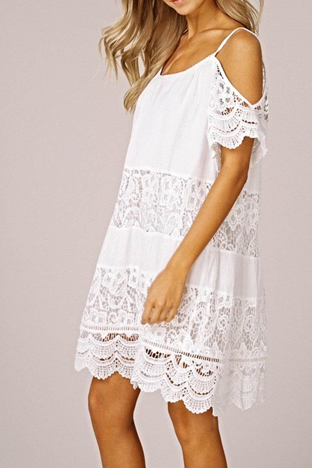 Listicle The Winkie Dress - Side Cropped Image
