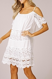 Listicle The Winkie Dress - Back cropped