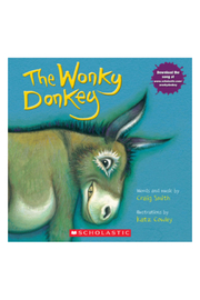 Scholastic The Wonky Donky - Product Mini Image