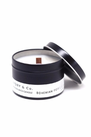 The Affair Bohemian-Forest Candle - Front cropped