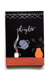 The Affair Caffeinated Journal - Front cropped