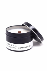 The Affair Champagne-Brunch Candle - Front cropped