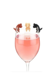 The Affair Dog Glass Marker - Product Mini Image