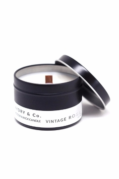 The Affair Vintage-Rose Candle - Product List Image