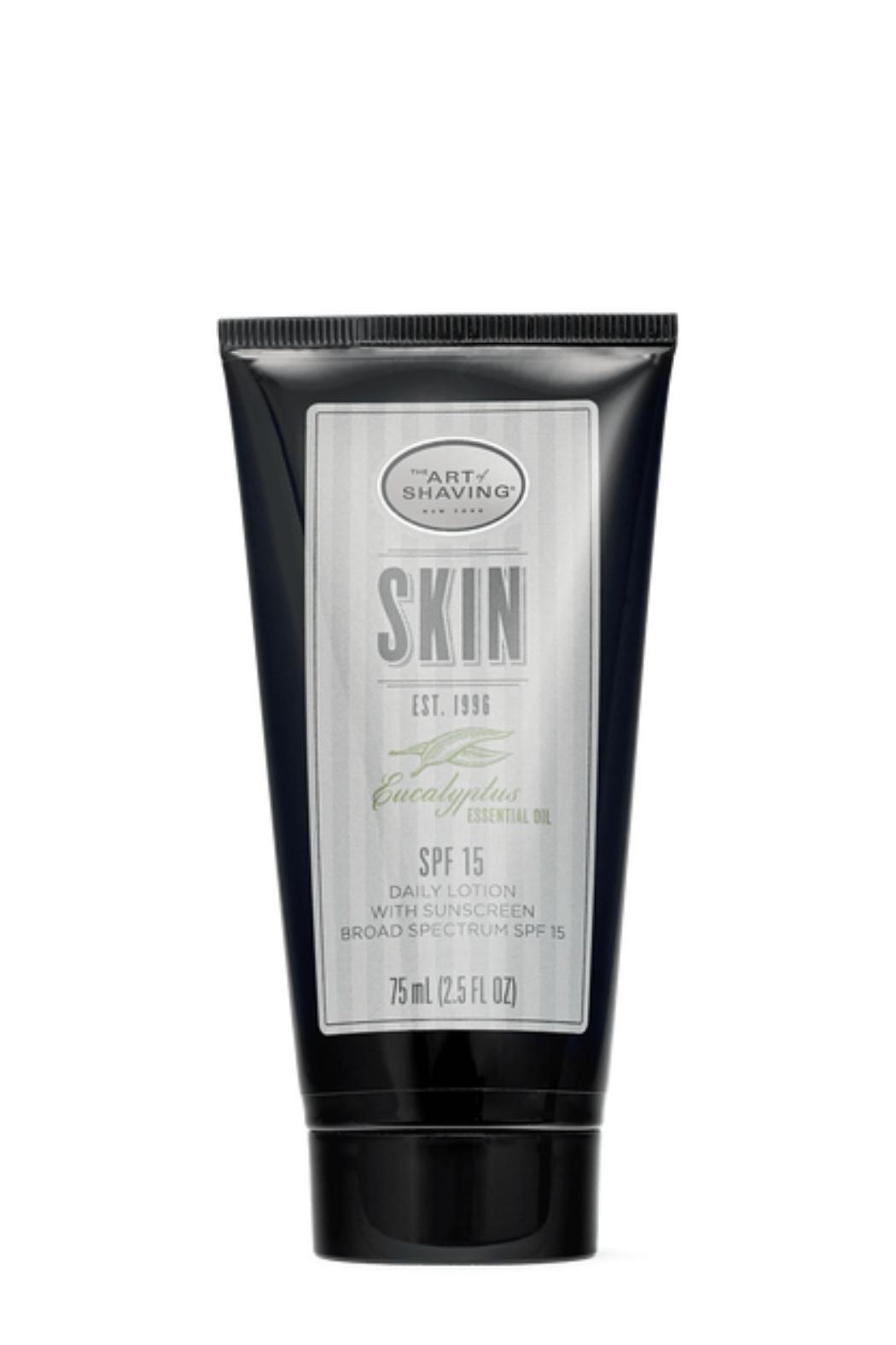 The Art of Shaving Eucalyptus Spf Facemoisturizer - Front Full Image