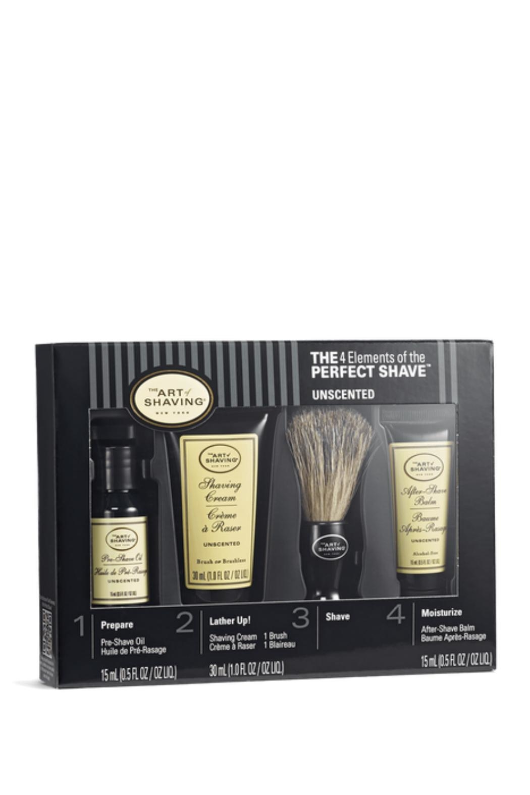 The Art of Shaving Mensgrooming  Unscented Travelkit - Main Image