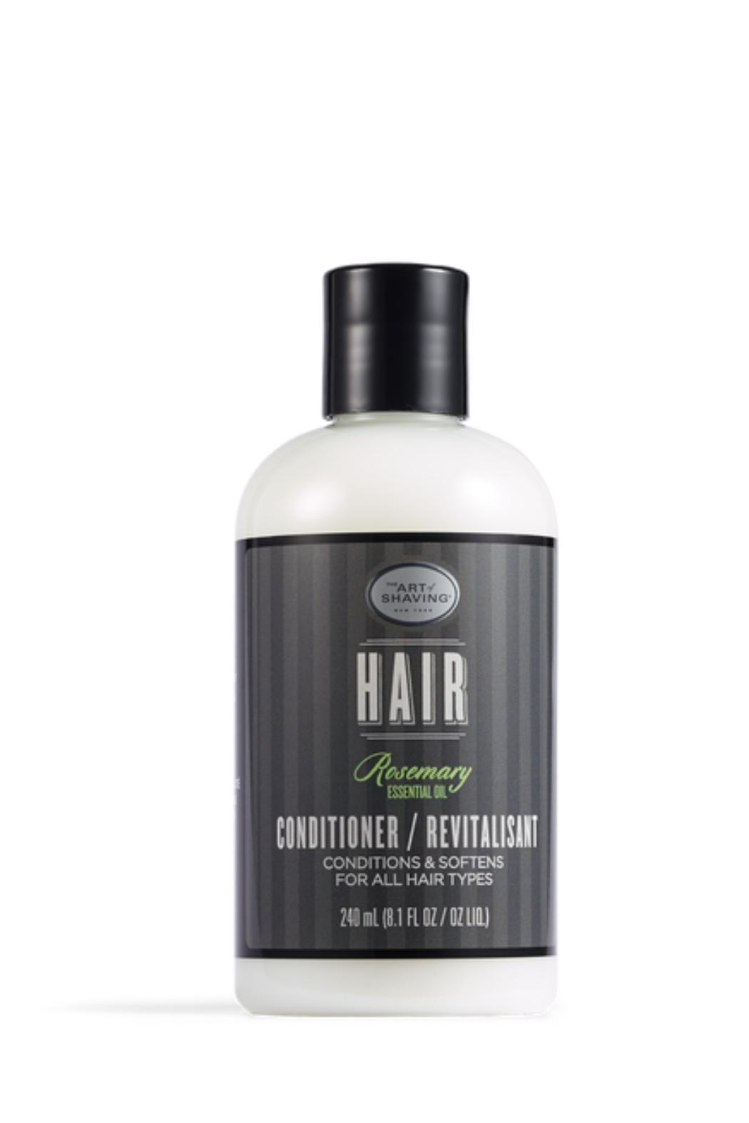 The Art of Shaving Rosemary Hair Conditioner - Front Full Image