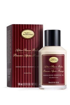 The Art of Shaving Sandalwood Aftershave Balm - Product List Image