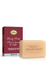 The Art of Shaving Sandalwood Bar Soap - Product Mini Image