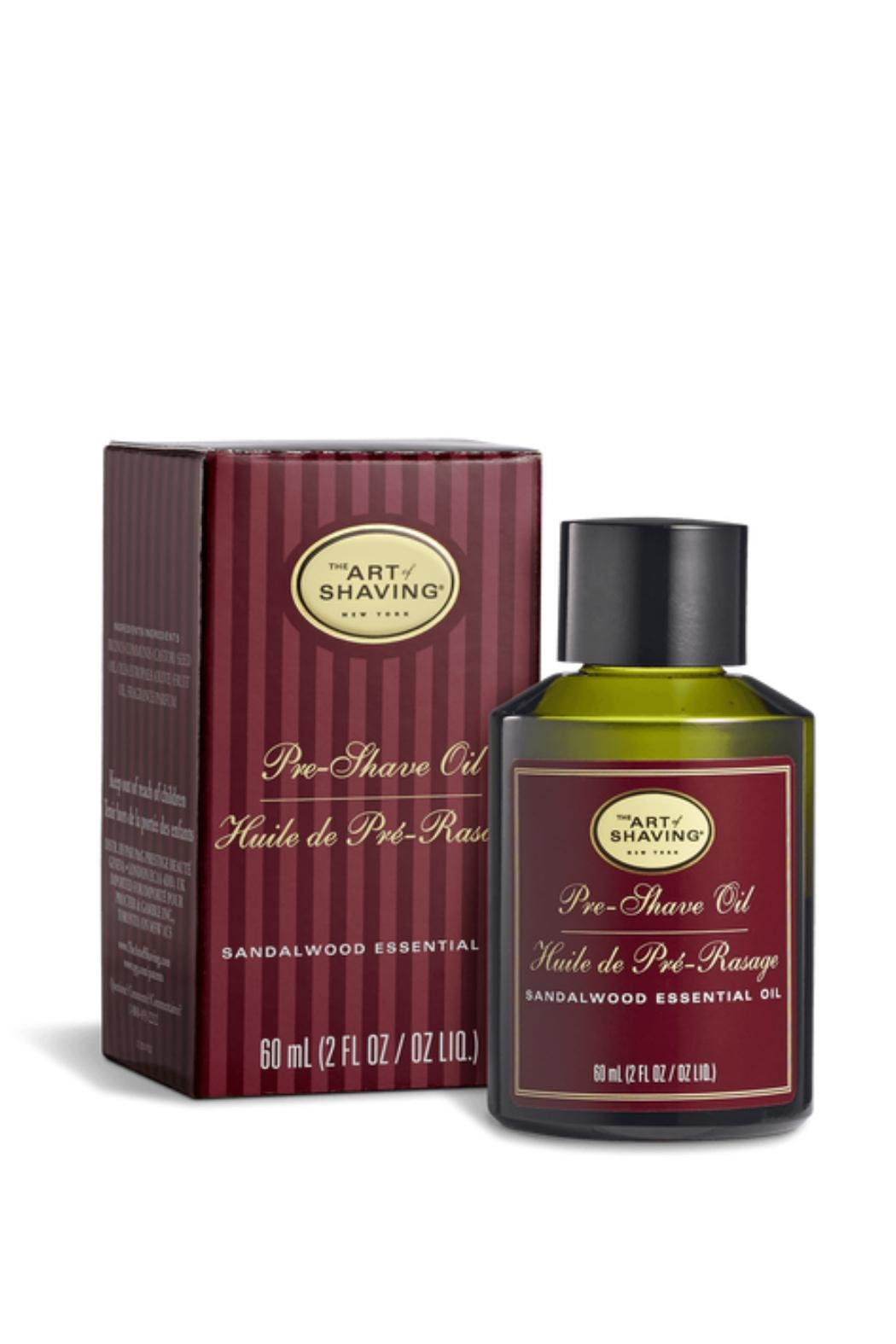 The Art of Shaving Sandalwood Preshave Oil - Main Image