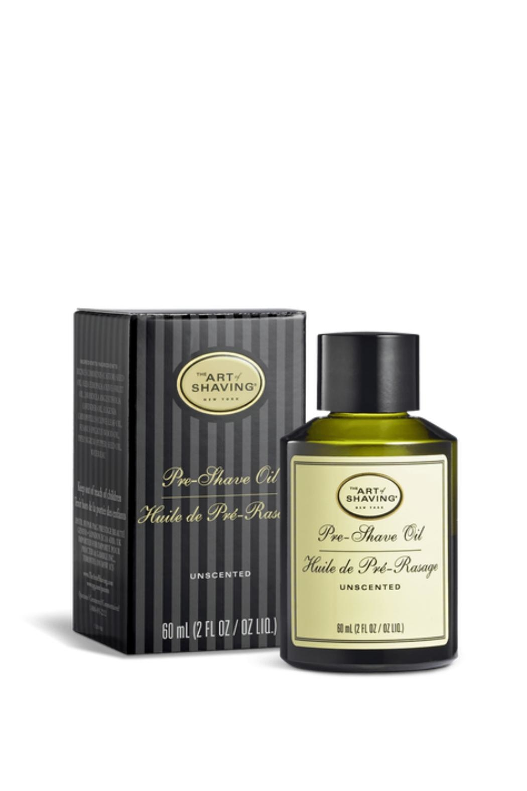 The Art of Shaving Unscented Preshave Oil - Main Image