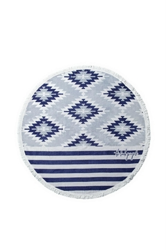The Beach People Montauk Roundie Towel - Product List Image