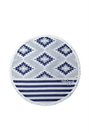 The Beach People Montauk Roundie Towel - Product Mini Image