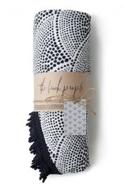 Chandeliers & Tulips  The Amaroo Towel - Side cropped