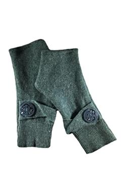 Shoptiques Product: Cashmere Fingerless Gloves
