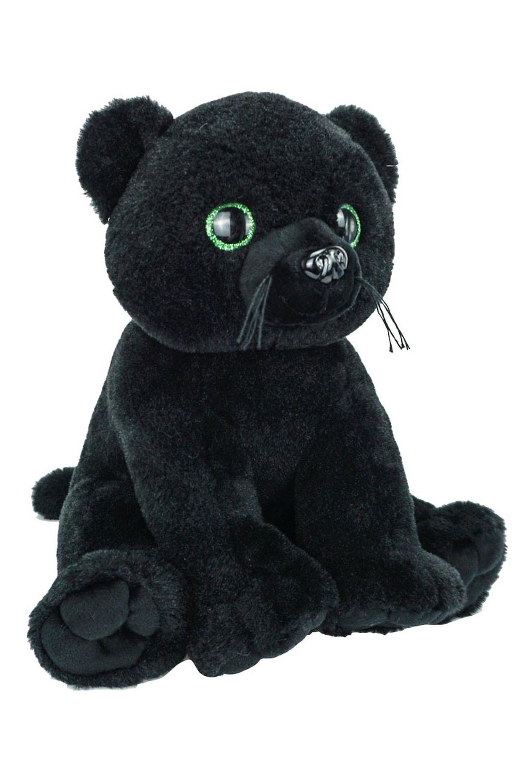 The Bear Factory Black Panther - Front Full Image