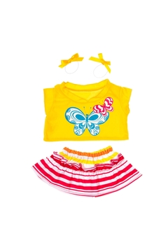 Shoptiques Product: Butterfly Teddy Outfit