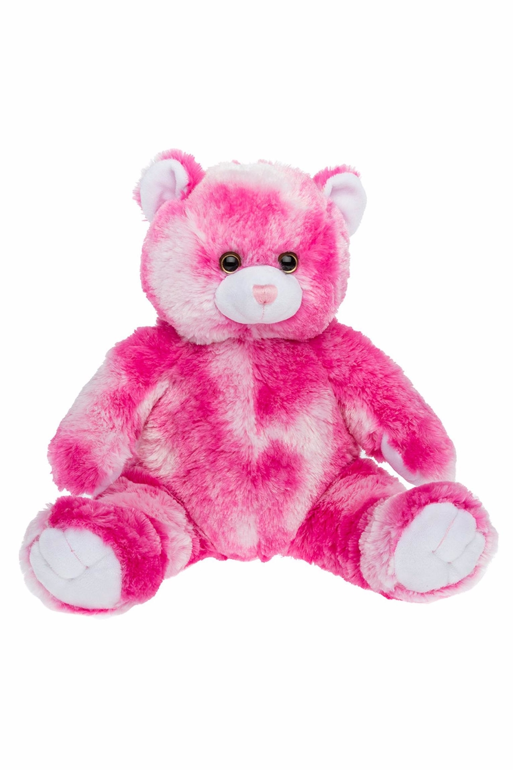 The Bear Factory Make-Your-Own Pink Bear Kit - Main Image
