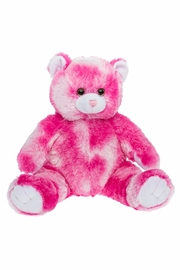 The Bear Factory Make-Your-Own Pink Bear Kit - Front cropped