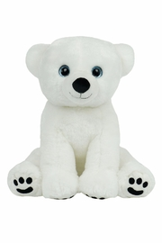 The Bear Factory Make-Your-Own Polar Bear Kit - Front cropped