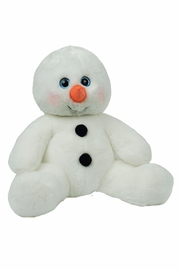 The Bear Factory Make-Your-Own Snowman Kit - Front cropped