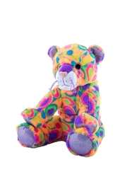 The Bear Factory Colorful Wild Cat - Product Mini Image