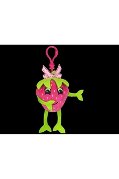 The Bearington Collection Bitsy Berry Super Sniffer Keychain - Product List Image