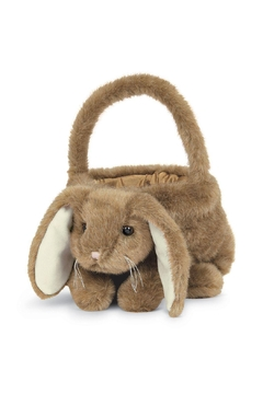 The Bearington Collection Buddy Bunny Basket - Alternate List Image