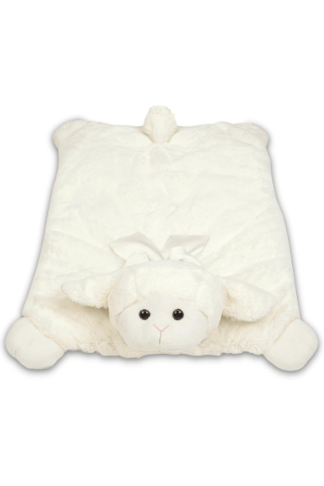 The Bearington Collection Lamby Belly Blanket - Main Image