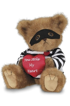 The Bearington Collection Lawless Lover Teddy - Alternate List Image