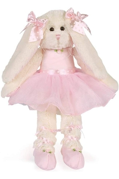 The Bearington Collection Lil' Bunny Tutu Ballerina - Alternate List Image