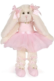 The Bearington Collection Lil' Bunny Tutu Ballerina - Product Mini Image