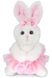 The Bearington Collection Lil' Twirls Bunny Rabbit Ballerina - Product Mini Image