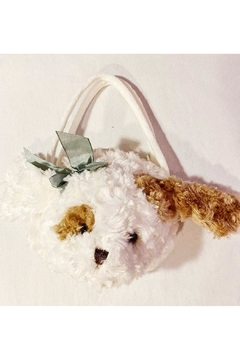 """The Bearington Collection """"Muffin"""" The Puppy Purse - Product List Image"""