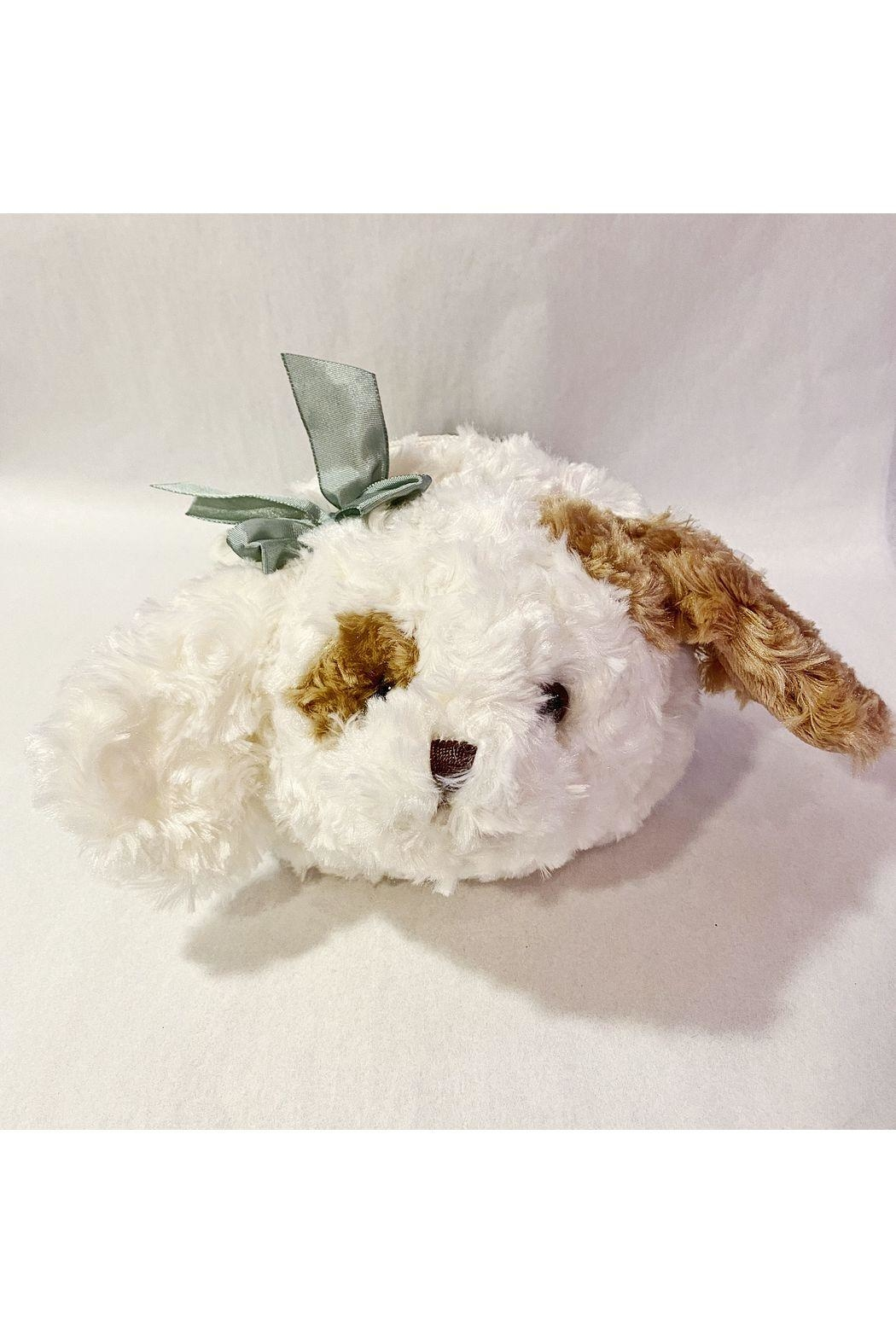 """The Bearington Collection """"Muffin"""" The Puppy Purse - Front Full Image"""