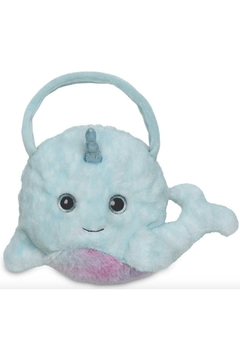 The Bearington Collection Narwhally Narwhal Carrysome - Product List Image